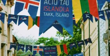 Darbas Islandijoje