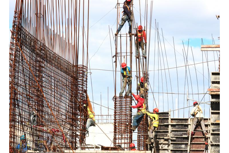 Statybų darbai Vokietijoje