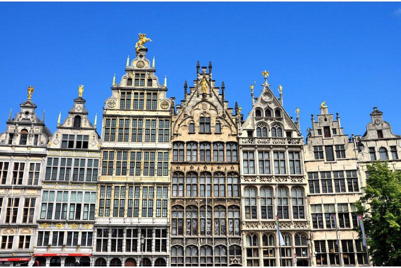 Darbas Belgijoje statybininkams
