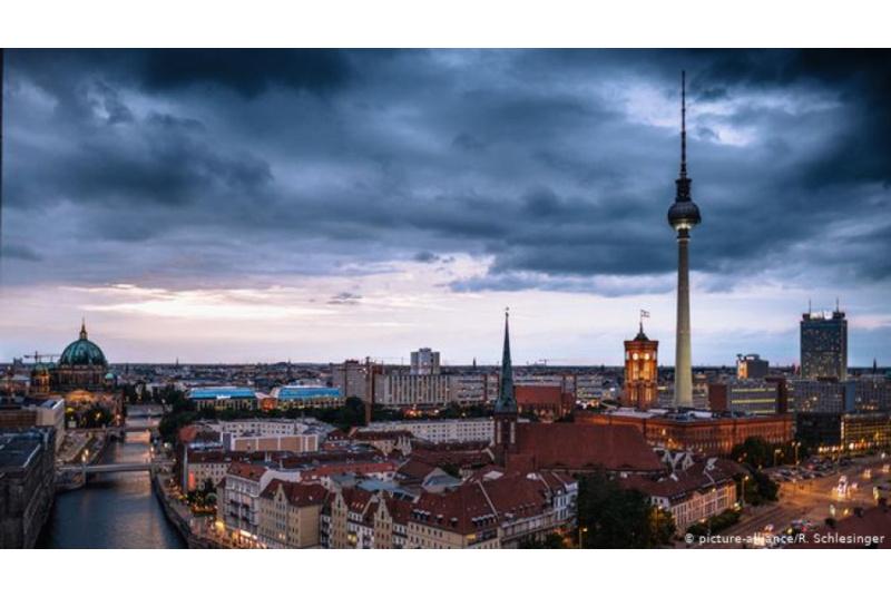 Darbas Berlyne