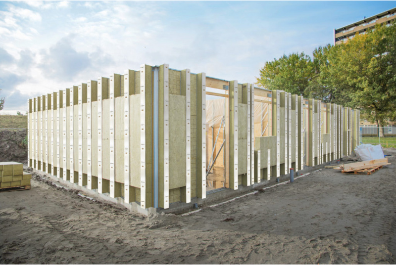 Darbas  modulinių namų montuotojams Norvegijoje