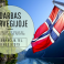 Staliai Norvegijoje Sandefjord mieste