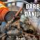 Metalo laužo rūšiuotojai Danijoje