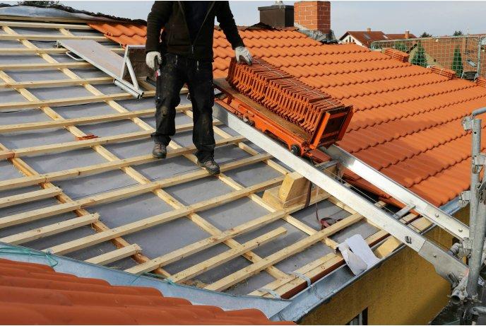 Stogdengiai (ės) čerpinių stogų