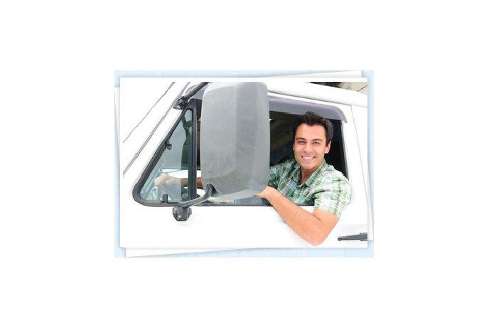 Sunkvežimio vairuotojai (os)