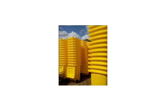 Plastikinių ir metalinių konteinerių tvarkytojų (-os)
