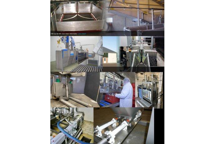 Darbas inžinieriams serviso darbams prie fabriko įrangos Olandijoje